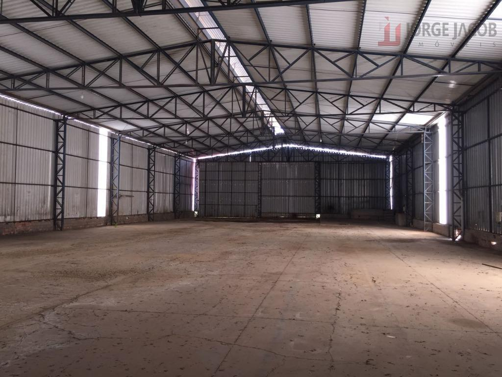 Galpão comercial para locação, Zona Industrial, Sorocaba.