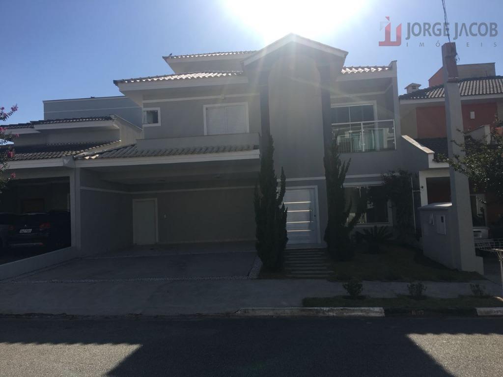 Casa residencial à venda, Condomínio Residencial Aldeia da Mata, Votorantim - CA1703.