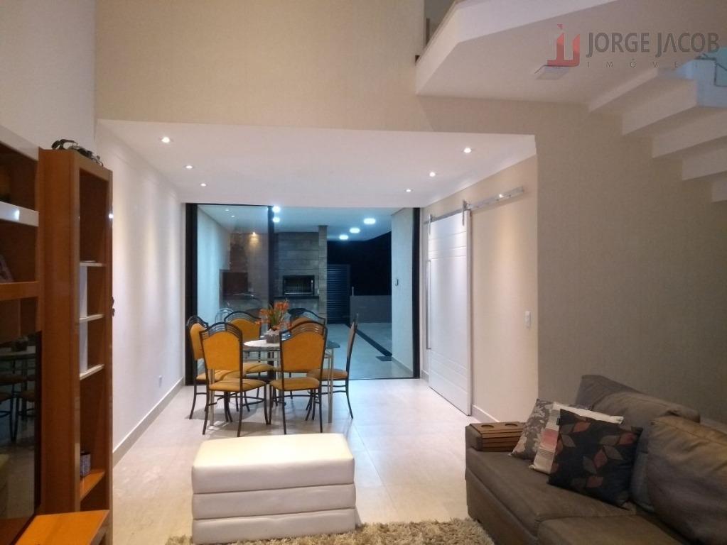 Casa residencial à venda, Condomínio Granja Olga, Sorocaba - CA1710.