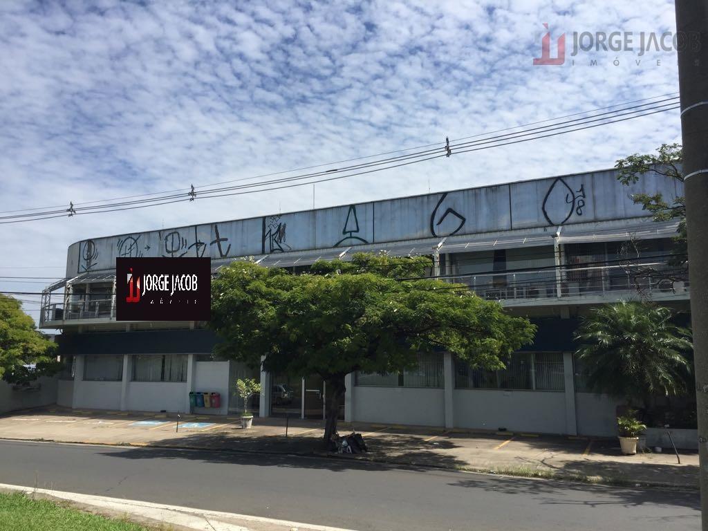 Prédio com conjunto de Salas comerciais para locação, Parque Campolim, Sorocaba.