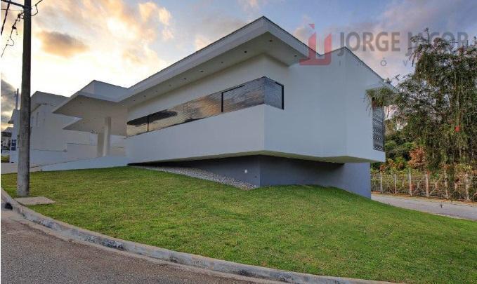 Casa residencial à venda, Condomínio Belvedere II, Votorantim - CA1717.