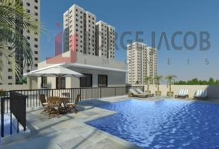 Apartamento residencial à venda, Jardim Gutierres, Sorocaba.