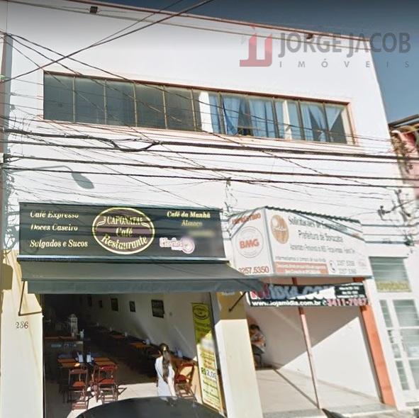 Sala comercial para locação, Centro, Sorocaba.