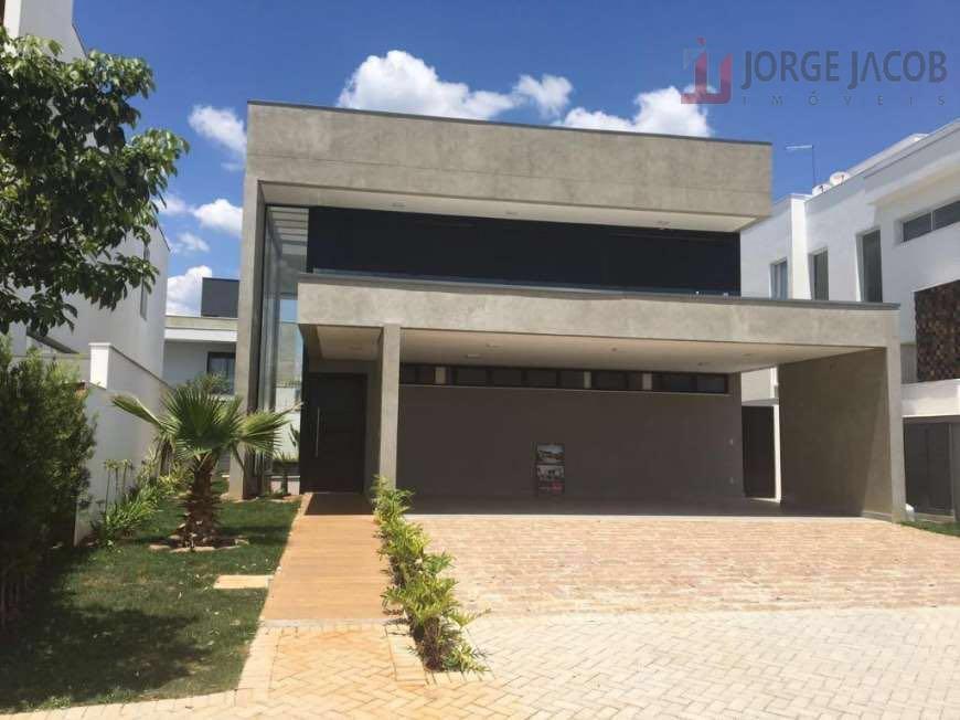 Casa residencial à venda, Alphaville Nova Esplanada, Votorantim.