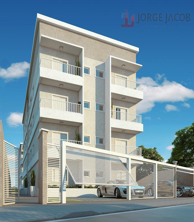 Apartamento residencial à venda, Jardim Prestes de Barros, Sorocaba - AP1596.