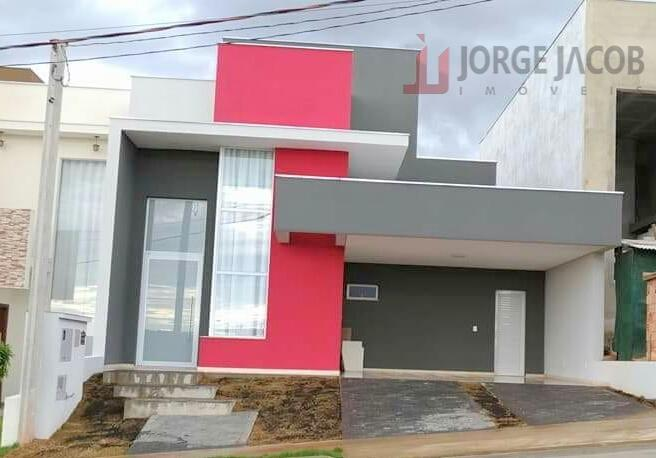 Casa residencial à venda, Condomínio Ibiti Reserva, Sorocaba - CA1212.