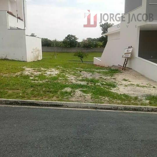 Terreno residencial à venda, Condomínio Residencial das Flores, Sorocaba.