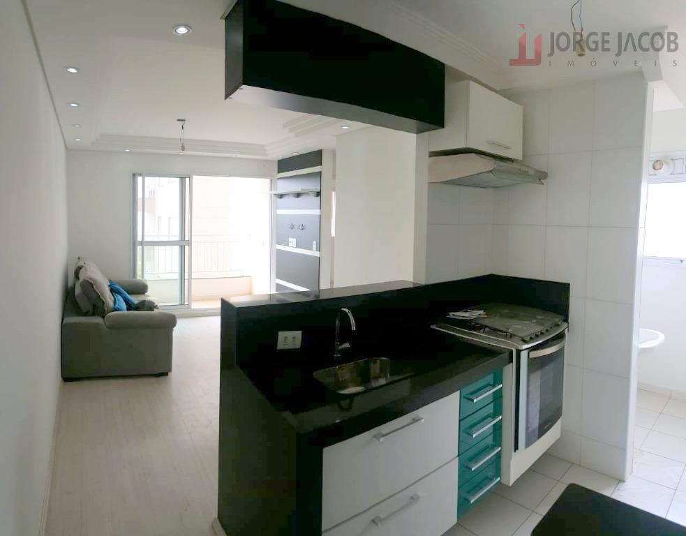 Apartamento residencial à venda, Condomínio Mirante Santa Rosalia, Sorocaba.
