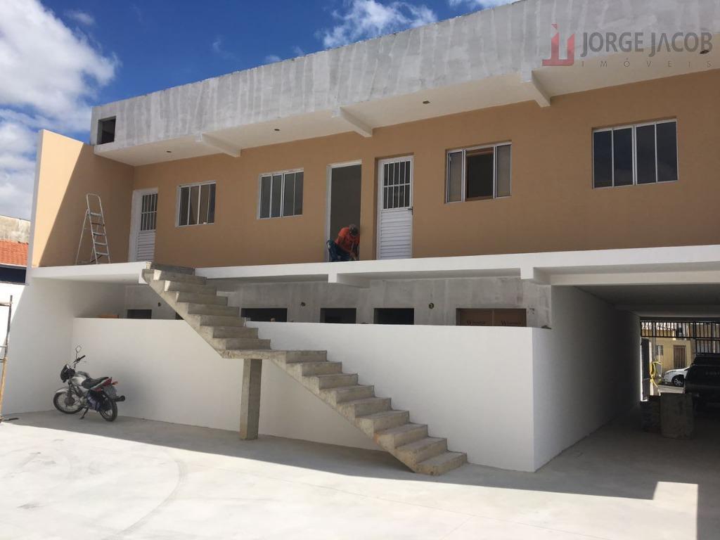 Kitnet residencial à venda, Jardim Topázio, Sorocaba.