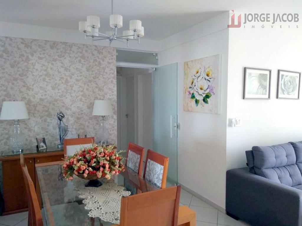 Apartamento com 3 dormitórios à venda, 89 m² por R$ 460.000 - Jardim Guadalajara - Sorocaba/SP