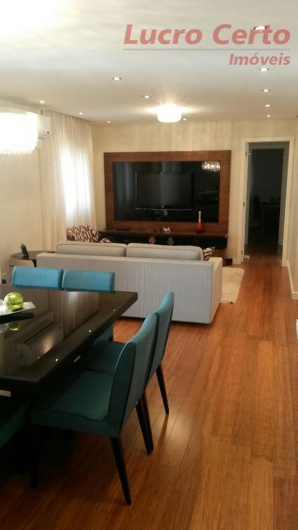 Apartamento com 3 dormitórios à venda, 130 m² por R$ 1.350.000 - Vila Leopoldina - São Paulo/SP
