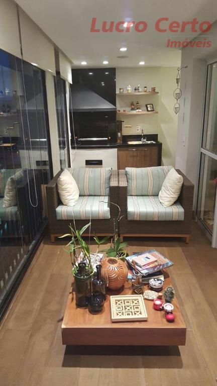 fantástico apartamento com acabamento de alta qualidade na Vila Leopoldina! Vista magnífica da cidade!