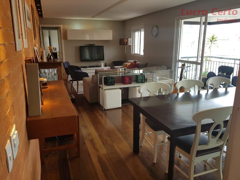 Apartamento à venda, 130 m² por R$ 1.200.000 - Vila Leopoldina - São Paulo/SP