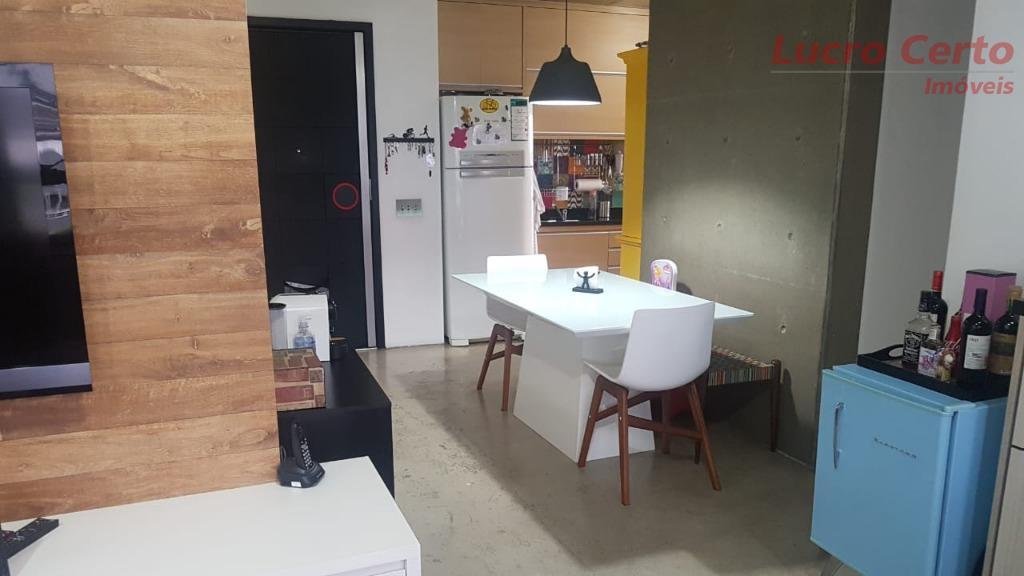 Apartamento à venda, 70 m² por R$ 600.000 - Vila Leopoldina - São Paulo/SP