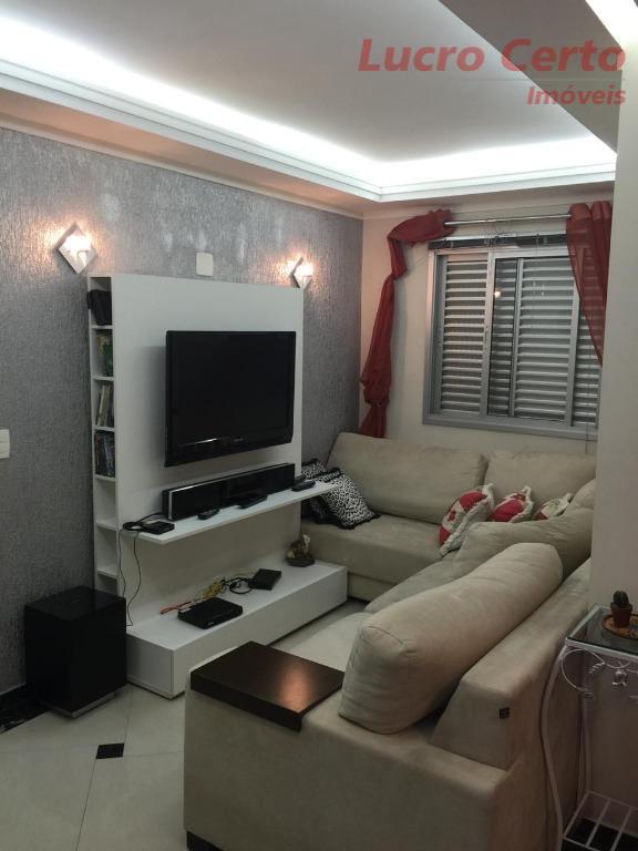 Apartamento à venda, 64 m² por R$ 680.000 - Bela Aliança - São Paulo/SP