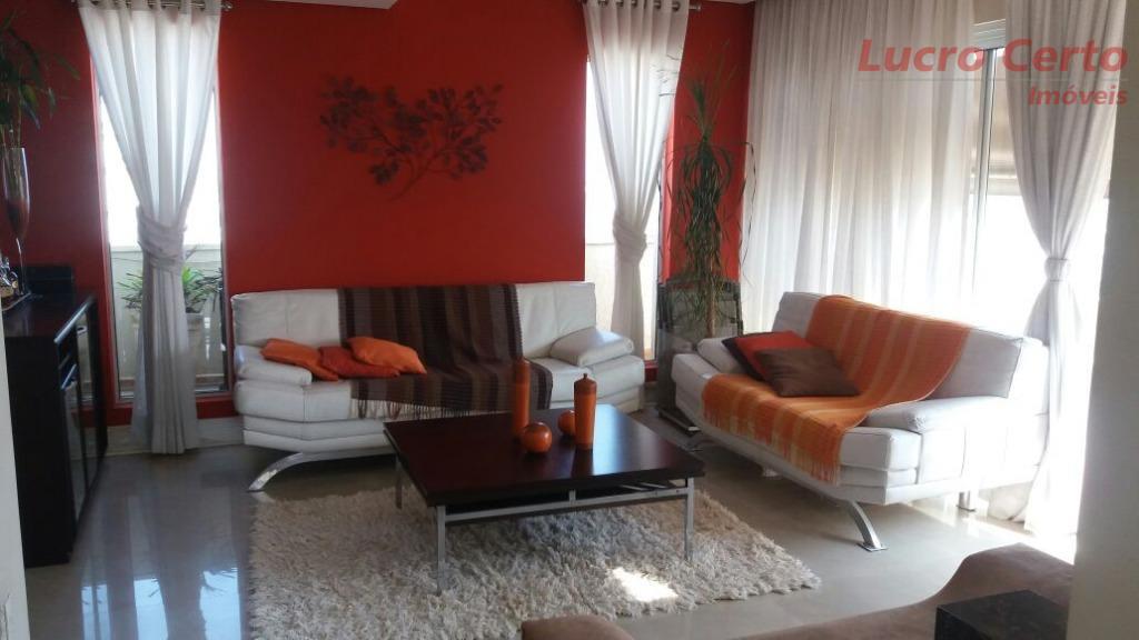 Apartamento Duplex à venda, 156 m² por R$ 1.580.000 - Vila Leopoldina - São Paulo/SP