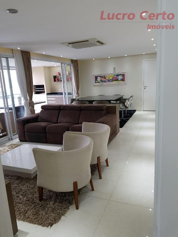 Apartamento com 3 dormitórios à venda, 142 m² por R$ 1.456.000 - Vila Leopoldina - São Paulo/SP
