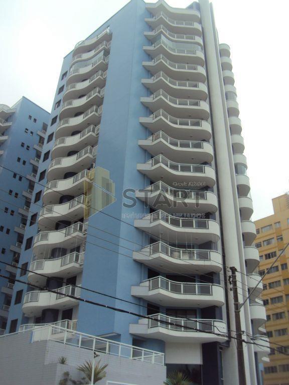 Apartamento  residencial à venda, Vila Tupi, Praia Grande.AP0240