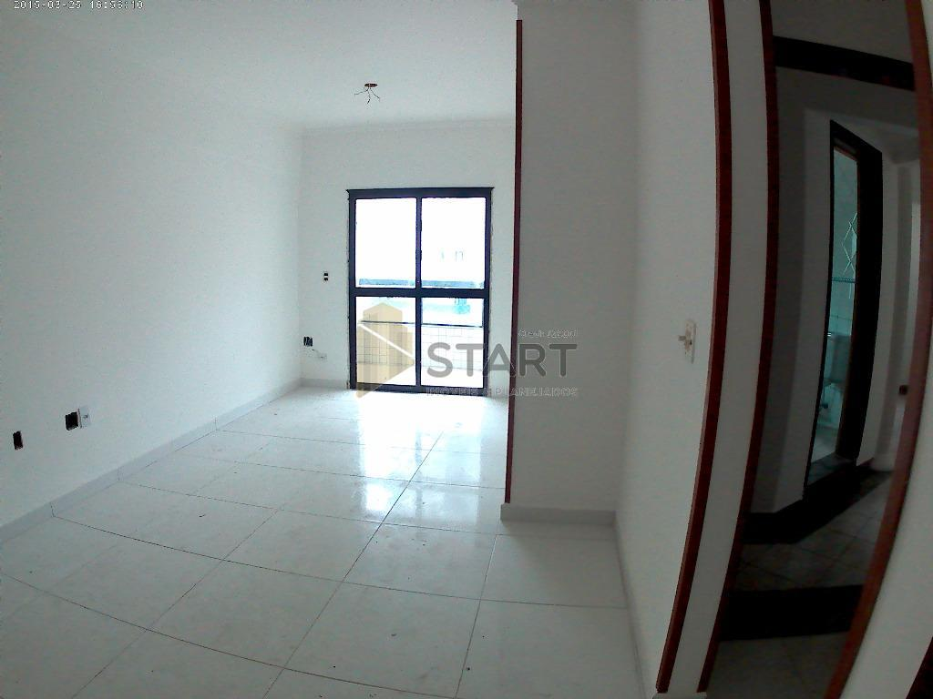 Apartamento 1 dormitórios (suite) - Cidade Ocian, Praia Grande.