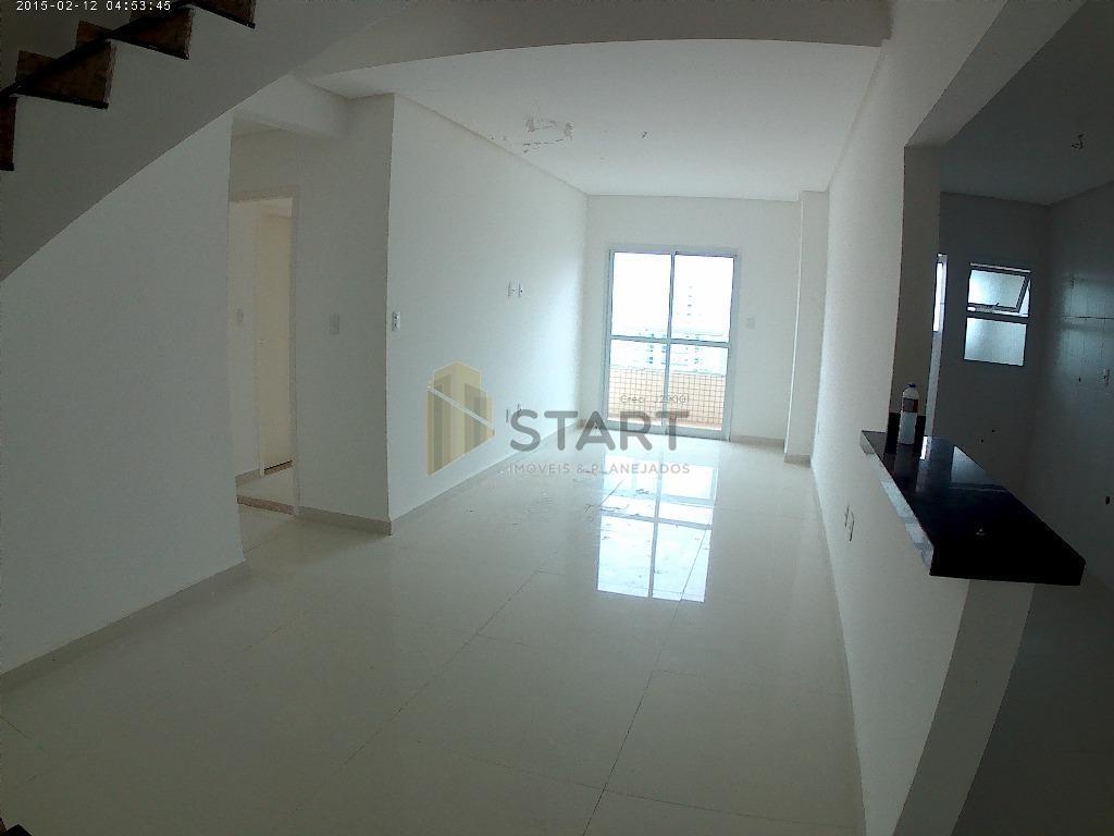 Belíssimo apartamento a 300 metros do Mar. 3 dormitórios , á venda, Cidade Ocian, Praia Grande- Sp