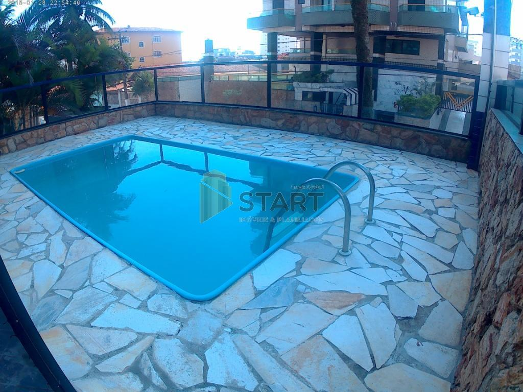 Belíssimo apartamento próximo ao Mar. 1 dormitório, a venda, Vila Tupi, Praia Grande-SP