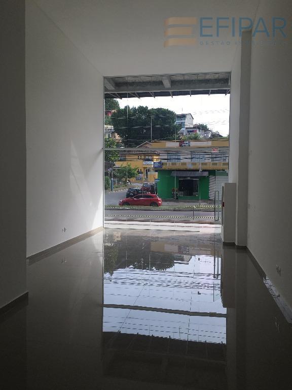 Loja comercial para locação, Pioneiros, Balneário Camboriú.