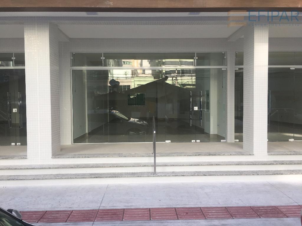 Loja comercial para locação, Centro, Balneário Camboriú.