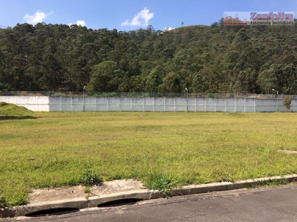 Terreno residencial à venda, Tamboré, Barueri.