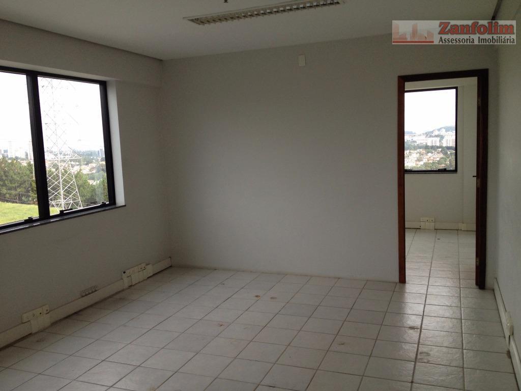 Sala à venda em Centro De Apoio Ii (Alphaville), Santana De Parnaíba - SP
