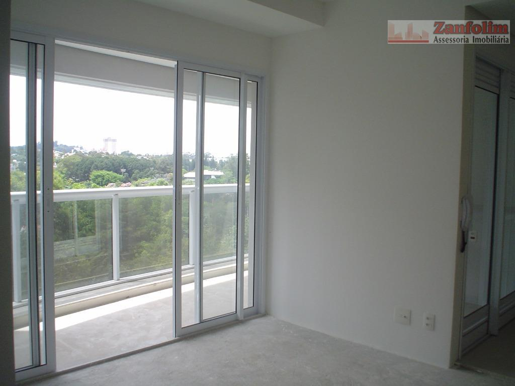 Apartamento residencial à venda, Empresarial 18 do Forte, Barueri.