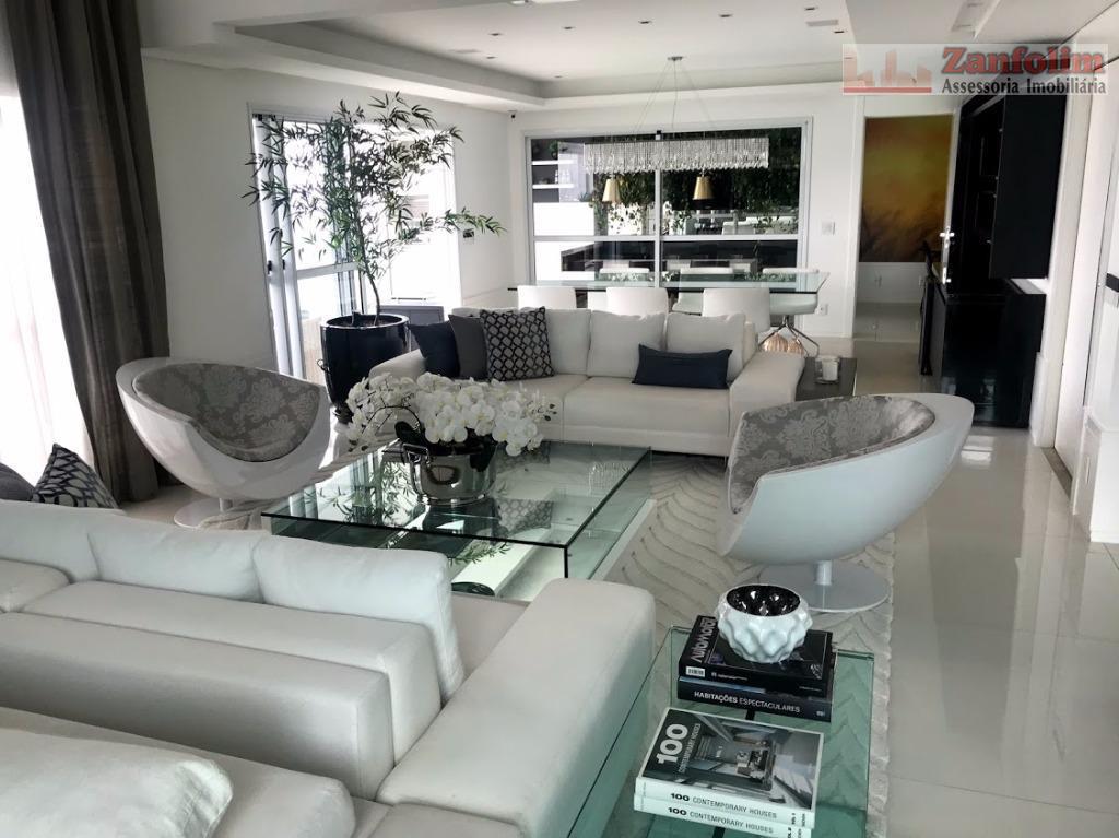 Cobertura residencial à venda, Alphaville Industrial, Barueri.