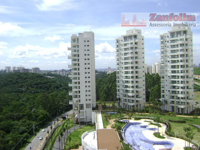 Apartamento residencial à venda, Tamboré, Santana de Parnaíba - AP3093.
