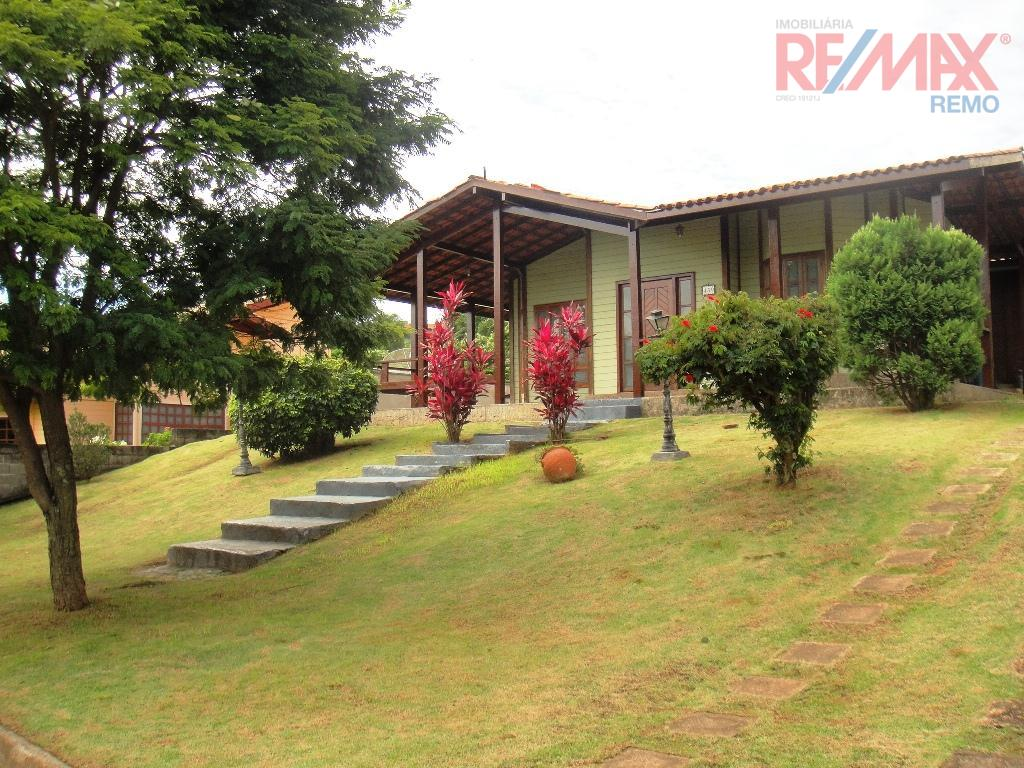 Casa residencial à venda, Condomínio Vila Hípica, Vinhedo - CA2064.