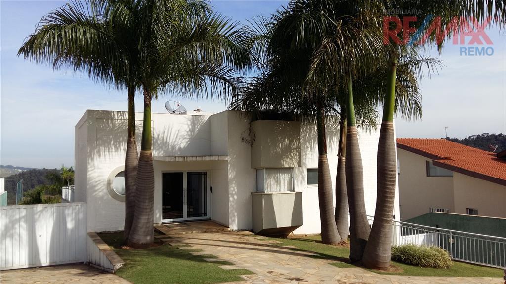 Casa residencial à venda, Condomínio Vila Hípica I, Vinhedo.