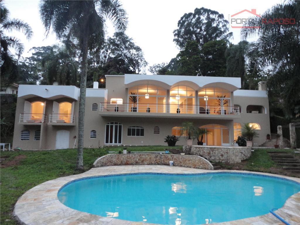 Sobrado  residencial à venda, Granja Viana, Cotia.