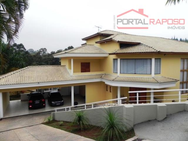 Sobrado  residencial à venda, Granja Viana, Carapicuíba.