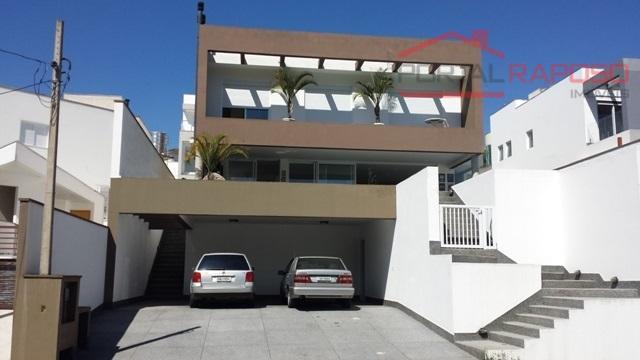 Casa residencial à venda, Granja Viana, Carapicuíba - CA0259.