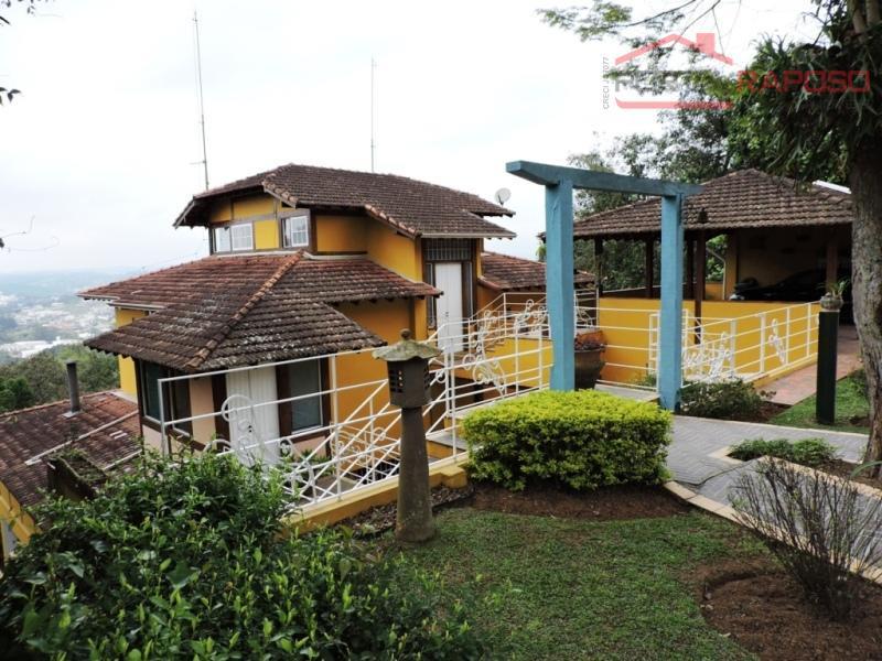 Casa para venda e locação, Granja Viana.(PORTAL)
