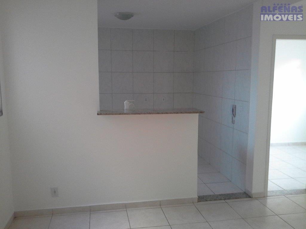 Apartamento residencial para locação, Industrial, Contagem.