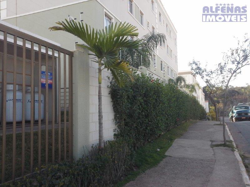 Apartamento residencial para locação, Cabral, Contagem.