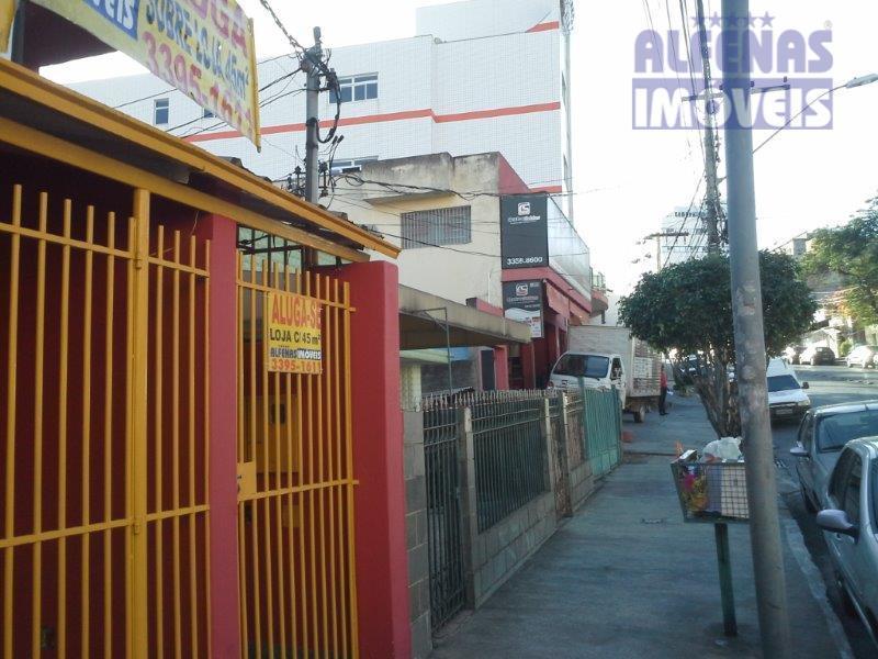 Loja comercial para locação, Eldorado, Contagem - LO0268.