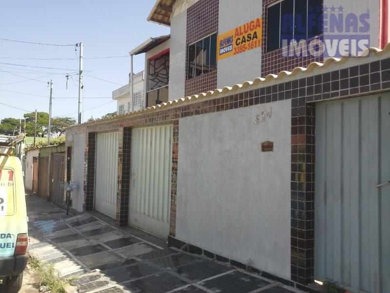 Casa Residencial para locação, Eldorado, Contagem.