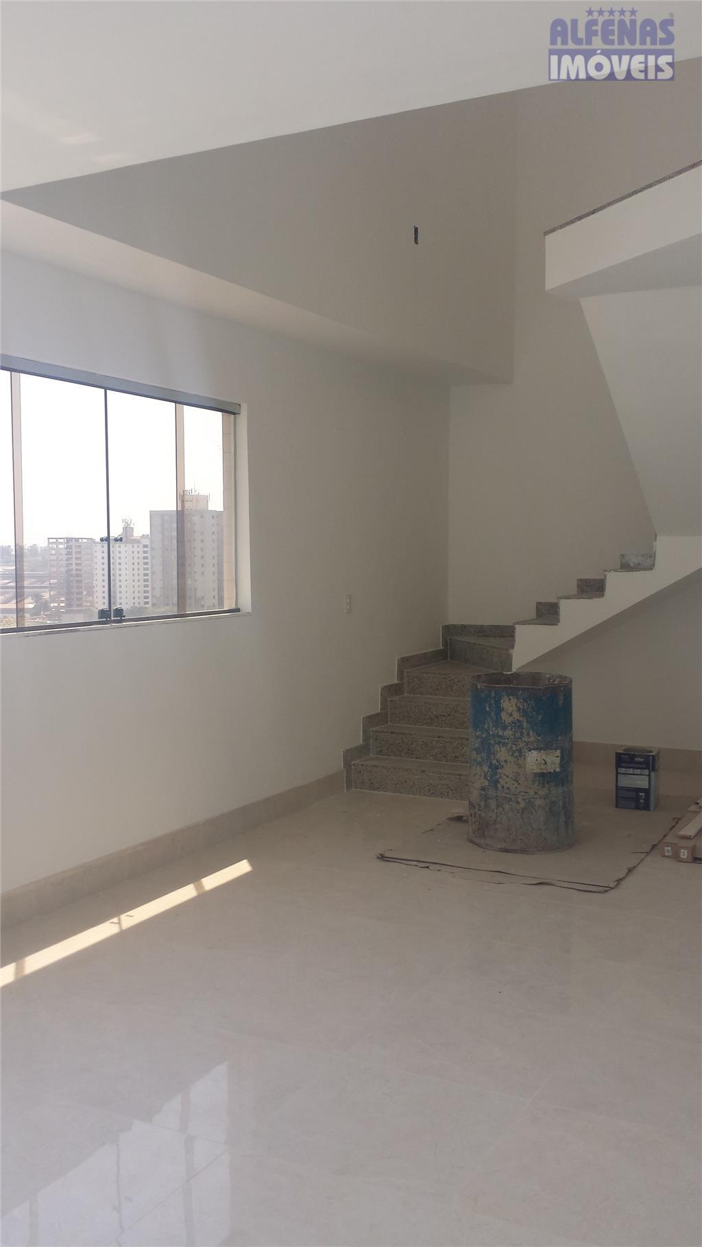 Cobertura residencial à venda, Barreiro, Belo Horizonte.