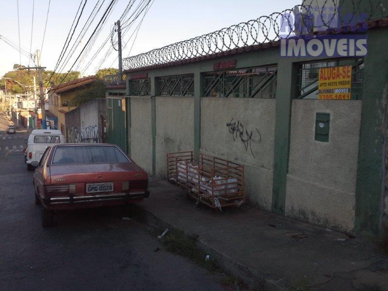 Apartamento  residencial para locação, Bernardo Monteiro, Contagem.