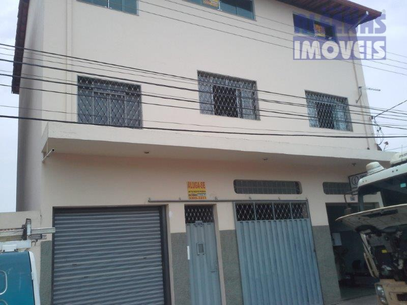 Apartamento  residencial para locação, Amazonas, Contagem.