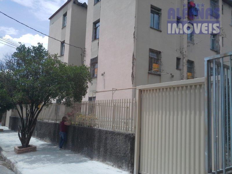 Apartamento residencial para locação, Inconfidentes, Contagem - AP2085.