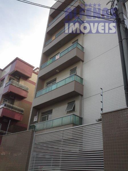 Apartamento residencial para locação, Inconfidentes, Contagem - AP2514.