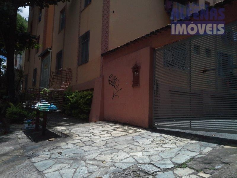 Apartamento residencial para locação, Novo Riacho, Contagem - AP0760.