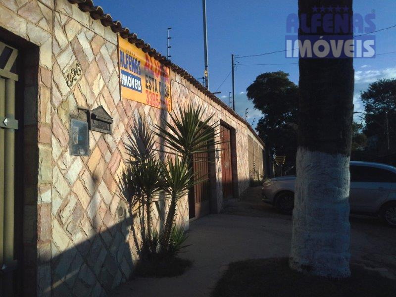 Casa  residencial para locação, Chácaras Califórnia, Contagem.