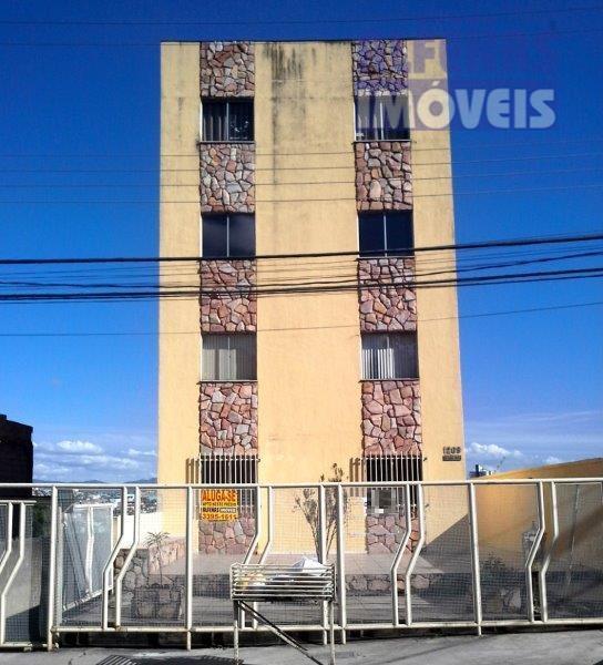 Apartamento  residencial para locação, Eldorado, Contagem.